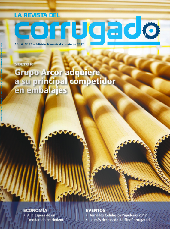THE CORRUGATED MAGAZINE EDITION Nº 24 JUNE 2017